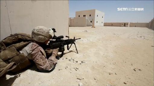 睽違39年 台陸戰隊赴美受協同訓練,國軍,美軍