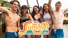 美國,This Is Summer,實境節目,實境秀,搶劫,持槍,財物