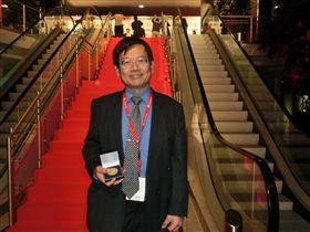 吳賢財曾獲紐倫堡發明展金牌,驚爆涉對廠商女助理性騷。(翻攝東華電機系網頁)
