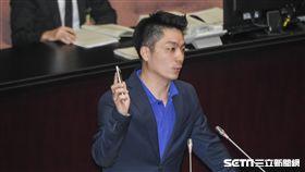 立法院第二次臨時會,全院委員談話會,蔣萬安 圖/記者林敬旻攝