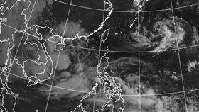 0724衛星雲圖/中央氣象局