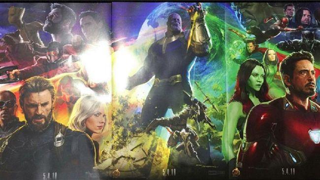 《復聯3》有多強?概念海報超狂曝光