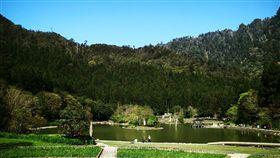 明池森林樂園,明池森林遊樂區,明池湖,力麗馬告生態園區(圖/翻攝自力麗馬告生態園區臉書)