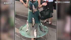 漁網當蕾絲