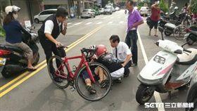上下學時間學生容易發生交通事故 市長呼籲市民禮讓學生_嘉義市政府提供
