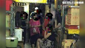 台北市萬華區一直是流鶯大本營(翻攝畫面)