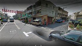 ▲台南黃姓假釋犯酒駕被逮路口(圖/翻攝自Google Map)
