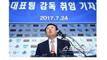 ▲宣銅烈成為韓國隊史上首位專任監督。(資料照/截自韓國媒體)