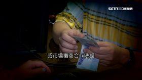 洗錢,偽鈔,找錢,彩卷,手法