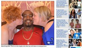 美國,密西根州,雜交,派對,性自由,性愛(每日郵報 http://www.dailymail.co.uk/femail/article-4725080/Photos-offer-insight-secret-world-swingers.html)