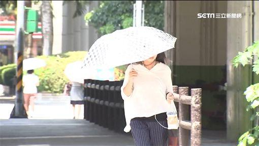 太陽,防曬,撐傘