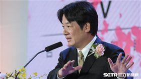 台南市長賴清德出席民視20周年慶祝活動 圖/記者林敬旻攝