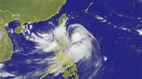 尼莎颱風(圖/氣象局)