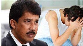 馬來西亞議員狂語「拒絕丈夫求歡是心理與精神上的虐待」。(圖/翻攝自Free Malaysia Today)