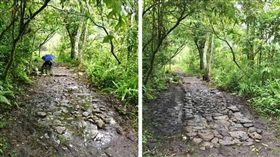 步道,大自然,觀光,徐銘謙,劉俊秀,環境,天然,人工,破壞 (圖/千里步道提供)