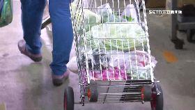 搶買菜備貨1200