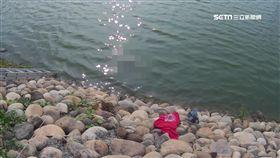 釣魚,魚線,纏繞,溺斃,釣竿,國中同學,滯洪池