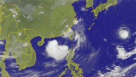天氣,氣象,颱風,海棠,尼莎,外圍環流/中央氣象局