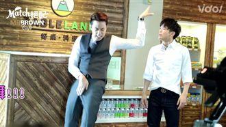 小樂、劉書宏演內心戲 竟變尬舞大賽