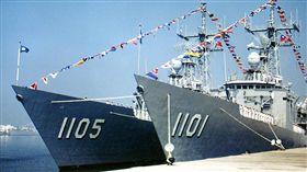 -成功級巡防艦-海軍-戰艦-圖/維基百科