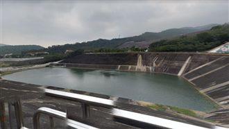 豪雨成災沒進補 這水庫蓄水率僅6成