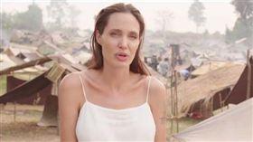 安潔莉娜裘莉,Angelina Jolie,圖/Vanity Fair臉書