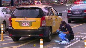喝茫搭小黃沒錢付爆衝突 乘客竟拿刀砍司機。新北,計程車,司機,醉客,喝酒,水果刀,糾紛,逃逸