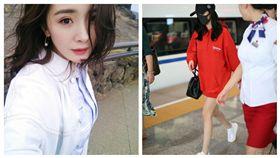▲楊冪地鐵穿搭超時尚。(圖/翻攝自視覺中國) http://www.weibo.com/ttarticle/p/show?id=2309351000474135473609059204