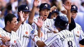 2000雪梨奧運日本隊(圖/美聯社/達志影像)
