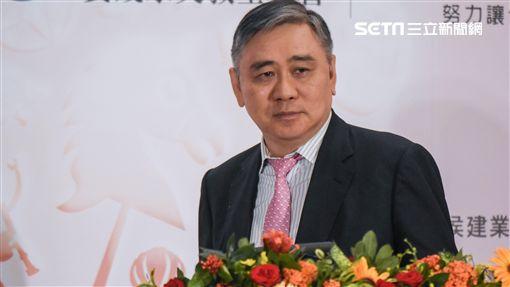 宏仁集團總裁王文洋 圖/記者林敬旻攝
