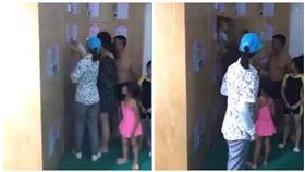 大陸,父母,孩子,小孩,置物櫃(圖/翻攝自YouTube)
