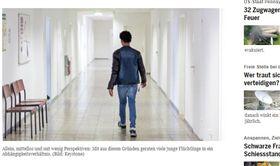 難民,歐洲,奧地利,婦人,大媽,包養,金援,性關係(圖/翻攝自20 Minuten) http://www.20min.ch/panorama/news/story/-ltere-Frauen-nehmen-Fluechtlinge-fuer-Sex-auf-12248628