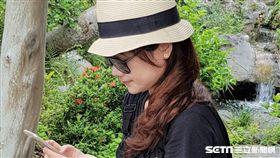 台北市立聯合醫院陽明院區眼科主治醫師張庭嘉提醒,眼睛的防曬包括穿戴有帽沿的帽子、撐陽傘以及戴太陽眼鏡。(圖/米提供)