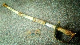 刀具,軍刀,指揮刀,戰爭,國軍,士官,騎兵刀(爆廢公社)