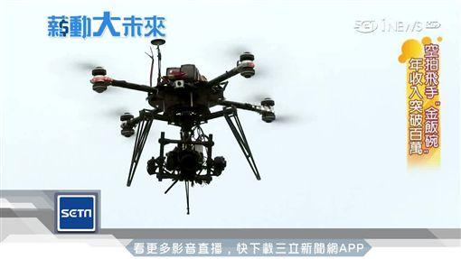 空拍機,飛手,年薪,特技,鏡頭,遙控飛機,無人機,墜機,投資
