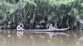 Amazonia,亞馬遜河,乾旱,人類,溫度 圖/美聯社/達志影像