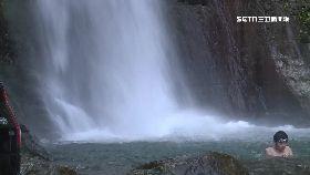 瀑布會吸水1800