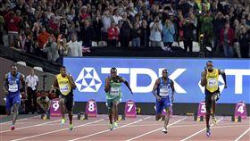▲Usain Bolt百米告別秀。(圖/美聯社/達志影像)