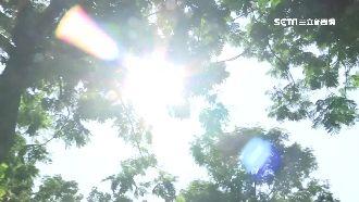 今飆33度!周四水氣增 降雨熱區曝