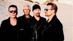 U2合唱團,U2,圖/環球提供