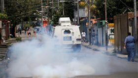 委內瑞拉發生叛變(圖/路透社/達志影像)