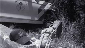NPA署長室 國道警遭撞身亡