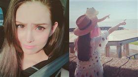 圖/翻攝自昆凌instagram 小周周