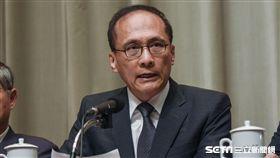 行政院長林全針對前瞻計畫預算召開記者會 圖/記者林敬旻攝