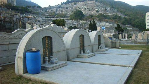 墳墓(圖/翻攝自維基百科)