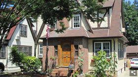 ▲川普兒時舊宅在旅遊租屋網站Airbnb上出租。(圖/翻攝自DailyMail)