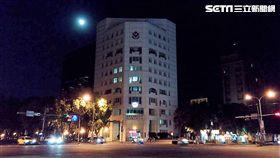 台北市大安分局外觀(翻攝畫面)