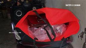 紅包,門口,機車,詐騙,回收,台南