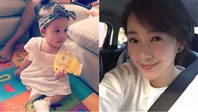 六月,蔡君茹,女兒,Shinny,/翻攝自六月臉書