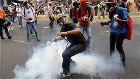 委內瑞拉暴動_路透/達志影像